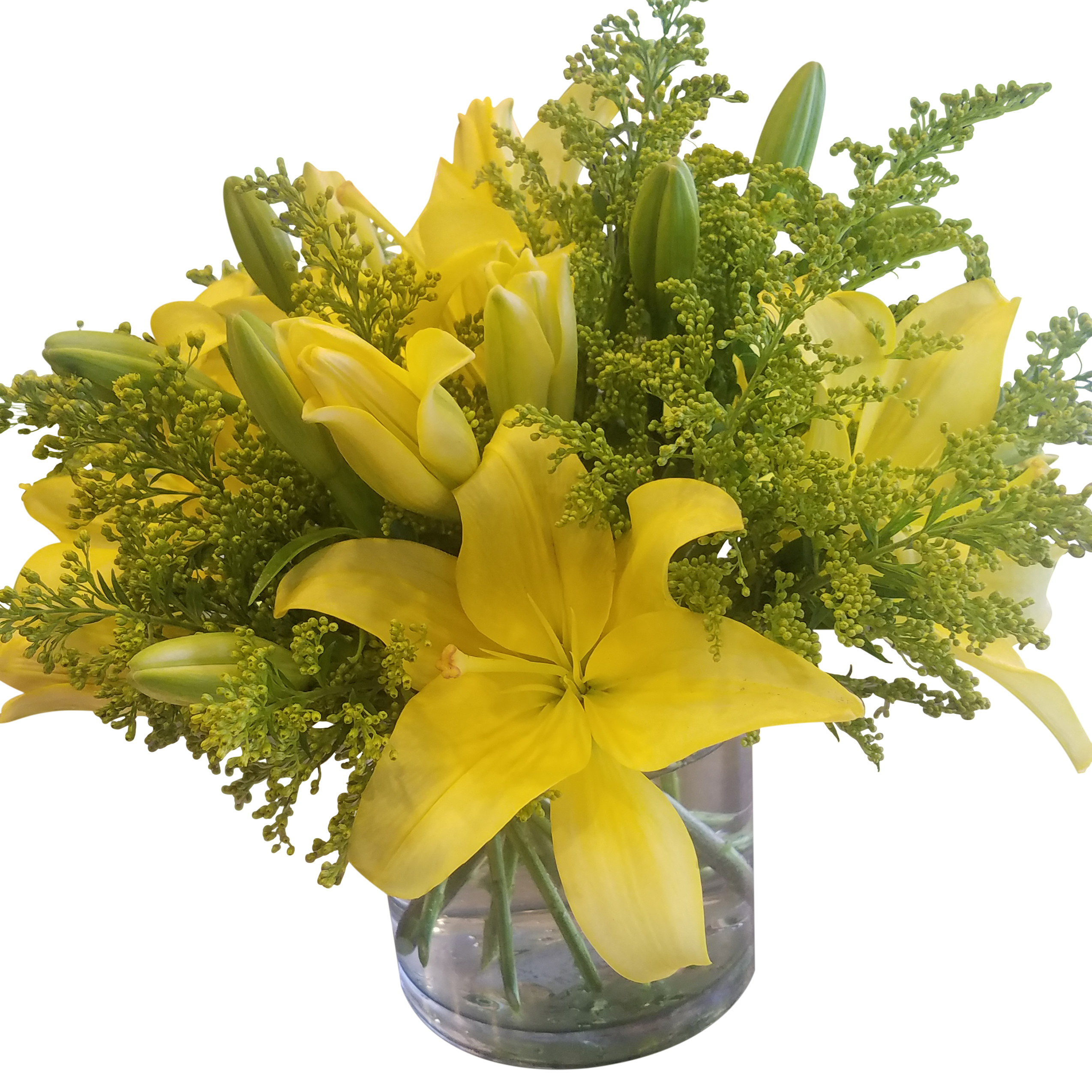 Zehrs Wedding Flowers: Sunshiney Day :: The Flower Shop